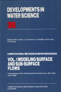 Ebook in inglese Modelling Surface and Sub-Surface Flows -, -