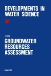 Ebook in inglese Groundwater Resources Assessment Balek, J.
