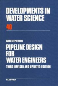 Ebook in inglese Pipeline Design for Water Engineers Stephenson, D.J.