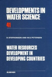 Ebook in inglese Water Resources Development in Developing Countries Peterson, M.S. , Stephenson, D.J.