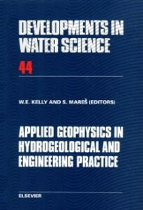 Foto Cover di Applied Geophysics in Hydrogeological and Engineering Practice, Ebook inglese di  edito da Elsevier Science