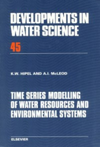 Ebook in inglese Time Series Modelling of Water Resources and Environmental Systems Hipel, K.W. , McLeod, A.I