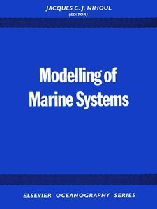 Ebook in inglese Modelling of Marine Systems -, -
