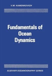 Ebook in inglese Fundamental of Ocean Dynamics -, -