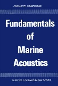 Ebook in inglese Fundamentals of Marine Acoustics