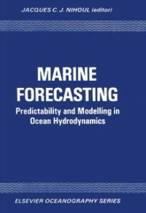 Ebook in inglese Marine Forecasting -, -