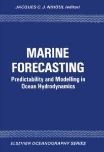 Foto Cover di Marine Forecasting, Ebook inglese di  edito da Elsevier Science