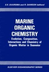 Marine Organic Chemistry