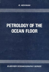 Ebook in inglese Petrology of the Ocean Floor Hekinian, R.