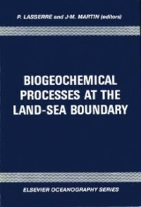 Ebook in inglese Biogeochemical Processes at the Land-Sea Boundary