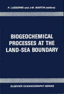 Ebook in inglese Biogeochemical Processes at the Land-Sea Boundary -, -