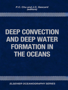 Ebook in inglese Deep Convection and Deep Water Formation in the Oceans -, -