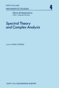Ebook in inglese Spectral theory and complex analysis -, -