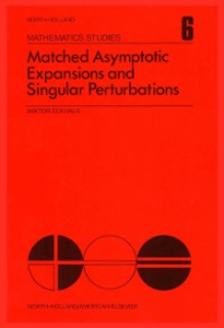 Ebook in inglese Matched asymptotic expansions and singular perturbations -, -