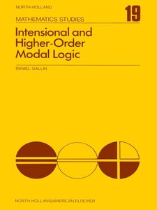 Ebook in inglese Intensional and higher-order modal logic