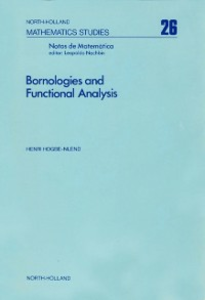 Ebook in inglese Bornologies and functional analysis -, -