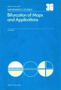 Foto Cover di Bifurcation of maps and applications, Ebook inglese di  edito da Elsevier Science