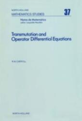 Transmutation and operator differential equations