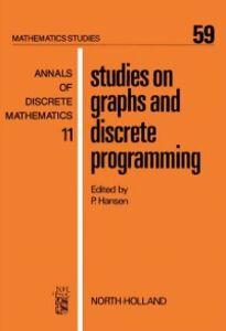 Foto Cover di Studies on Graphs and Discrete Programming, Ebook inglese di  edito da Elsevier Science