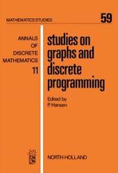 Studies on Graphs and Discrete Programming
