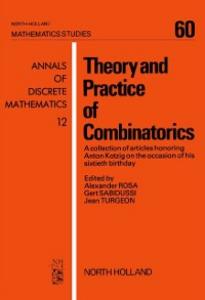Ebook in inglese Theory and Practice of Combinatorics -, -