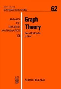 Foto Cover di Graph Theory, Ebook inglese di  edito da Elsevier Science