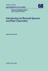 Ebook in inglese Introduction to Banach spaces and their geometry -, -