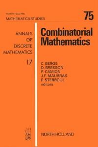 Ebook in inglese Combinatorial Mathematics -, -