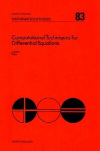 Ebook in inglese Computational Techniques for Differential Equations