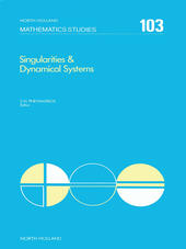 Singularities & Dynamical Systems