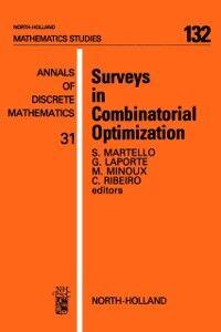 Ebook in inglese Surveys in Combinatorial Optimization -, -