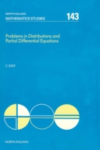 Ebook in inglese Problems in Distributions and Partial Differential Equations Zuily, C.