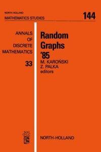 Ebook in inglese Random Graphs '85