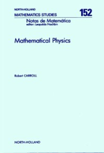 Ebook in inglese Mathematical Physics Carroll, R.
