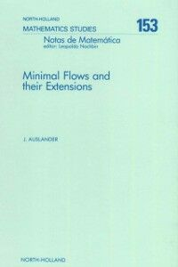 Ebook in inglese Minimal Flows and Their Extensions Auslander, J.