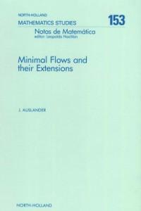 Ebook in inglese Minimal Flows and Their Extensions Auslander, J.
