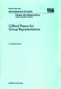 Ebook in inglese Clifford Theory for Group Representations Karpilovsky, G.