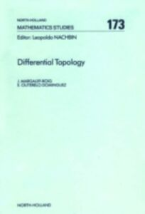 Ebook in inglese Differential Topology Dominguez, E. Outerelo , Margalef-Roig, J.