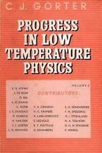 Ebook in inglese Progress in Low Temperature Physics