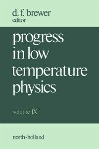 Ebook in inglese Progress in Low Temperature Physics Unknown, Author