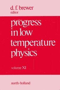 Foto Cover di Progress in Low Temperature Physics, Ebook inglese di Author Unknown, edito da Elsevier Science