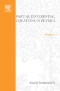 Ebook in inglese Partial differential equations in physics -, -