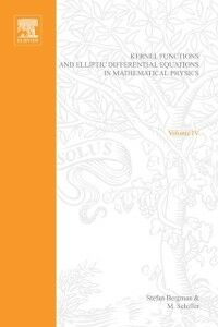 Ebook in inglese Kernel functions and differential equations