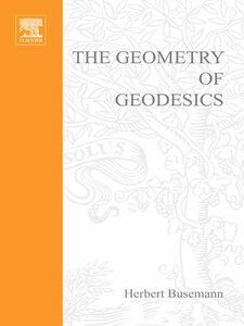 Ebook in inglese The geometry of geodesics -, -