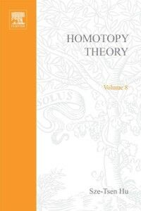 Ebook in inglese Homotopy theory