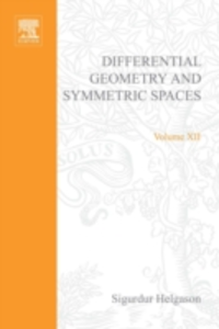 Ebook in inglese Differential geometry and symmetric spaces -, -