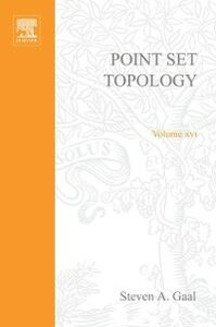 Ebook in inglese Point set topology