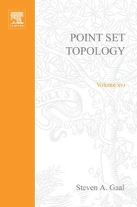 Ebook in inglese Point set topology -, -