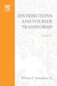 Ebook in inglese Distributions and Fourier transforms -, -