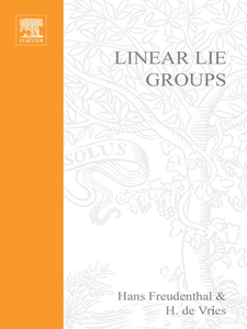 Ebook in inglese Linear lie groups -, -